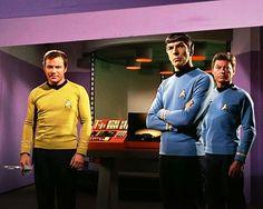 Star Trek's original troika