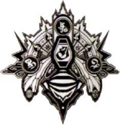Final Fantasy X Remiem Glyph Head Tattoos, Life Tattoos, Cool Tattoos, Final Fantasy 3, Fantasy Series, Exotic Tattoos, Tribal Tattoos, Mob Tattoo, Teardrop Tattoo