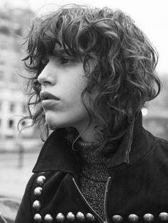 Beauty // Hair-Crush Mica Arganaraz für Sando Paris