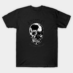 Smile, It's contagious skull - Skull - T-Shirt   TeePublic Skull, Mens Tops, T Shirt, Fashion, Supreme T Shirt, Moda, Tee Shirt, Fashion Styles, Fashion Illustrations