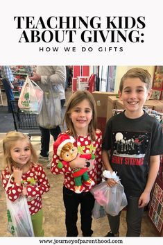 Teaching kids about giving: how we do Christmas and birthday gifts for each other. Card making, gift buying, and charitable giving. Gentle Parenting, Parenting Hacks, Helping Children, First Time Moms, First Baby, Family Traditions, Raising Kids, Best Mom, Giving