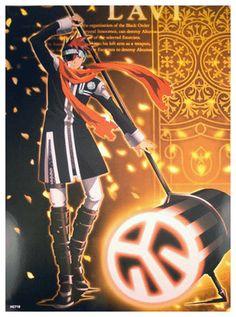 D. Gray-Man Poster (HC718)
