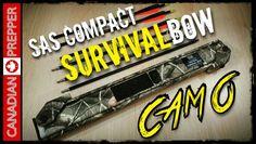 SAS Camo Takedown Tactical Survival Bow | Canadian Prepper  http://prepperhub.org/sas-camo-takedown-tactical-survival-bow-canadian-prepper/