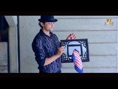 تعلم العاب الخفة # 425 . magic tric revealed .. Dove to rabbit - YouTube