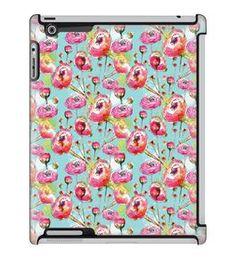 Uncommon LLC Sara Berrenson Sun Kissed Deflector Hard Case for iPad 2/3/4 (C0050-TL)