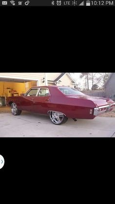 4 dr chevy Donk ☆☆☆°~°