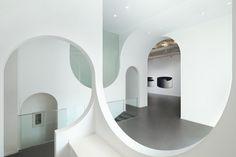 Gallery of Hongkun Art Gallery / penda - 8