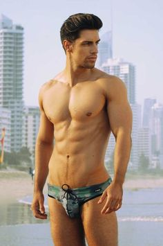 2EROS - V13.09 Print Swimwear - Camo - Ryan Greasley