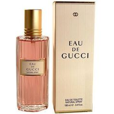 dae6b672f0 Eau De Gucci 3.4 Oz EDT Spray for Women By Gucci