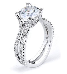 Who is your favorite engagement ring designer? #michaelm #tacori