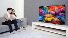 LG TV CES 2017: will introduce new LG SUPER UHD TVs with Nano Cell techn...