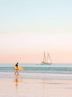 Luxury World Traveler Beach Vibes Athletic Yoga//Running Leggings