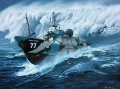 Ocean And Earth, Sea Shepherd, Army Vehicles, Big Waves, Photojournalism, Conservation, Art History, Underwater, Whale