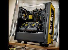 2015 GeForce Garage PC Modding Compeition