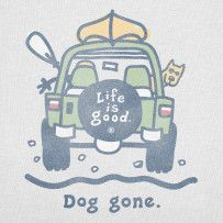 947477a2 Take the road less traveled. #Lifeisgood #Optimism #Dog #OffRoad  #lifeisgoodfallfavorites