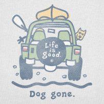 474386e6 Dog Gone Off Road esta va ser una calca para mi jeep. Geneva Jake's · Life  is Good Men's