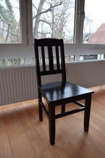 Kare Design Cabana Tisch Mit 4 Stühlen Kolonialstil In