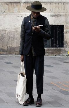 Anonymous, Photographed in Paris - Click Photo To See More