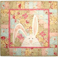 Bargello Bunny Pattern
