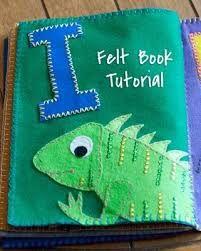 Image result for felt book