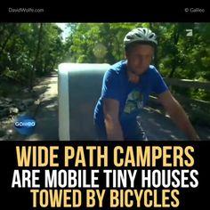 Camper Van Life, Little Campers, Van Living, Ways To Travel, Campervan, Wanderlust, Vans, Sleep, Bike