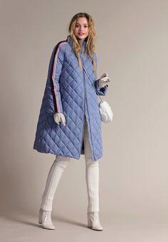 Пальто пуховое NAUMI N17 02 01