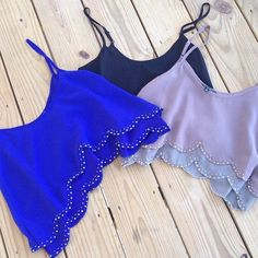 cute crop tops with jean shorts or maxi skirts Boutique Fashion, A Boutique, Shirts & Tops, Looks Style, Style Me, Summer Outfits, Cute Outfits, Fashion Beauty, Womens Fashion
