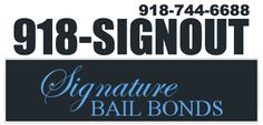 Signature Bail Bonds of Tulsa Signature Bail Bonds of Tulsa is the #1 rated Bail Bondsman in Tulsa. We offer the fastest 24/7 Tulsa Bail Bonds and we are a BBB (A+) Rated Oklahoma Bail Bond Service. http://signaturebail.com