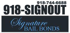 Signature Bail Bonds of Tulsa Signature Bail Bonds of Tulsa is the #1 rated Bail Bondsman in Tulsa. We offer the fastest 24/7 Tulsa Bail Bonds and we are a BBB (A+) Rated Oklahoma Bail Bond Service. http://signaturebail.com