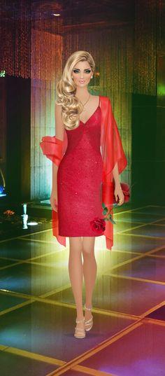 Covet Fashion, Girl Fashion, Fashion Design, Puzzles, Bride, Dolls, Game, My Style, Illustration