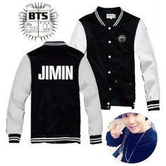 KPOP Bangtan Boys Jacket 1pc Badge BTS unisex goods New Rap Monster Coat