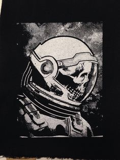 Death Space patch by OneHandPrinting on Etsy