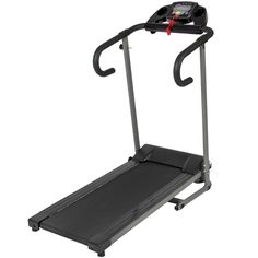 1100W Folding Electric Treadmill Portable Motorized Running Fitness Machine BK…