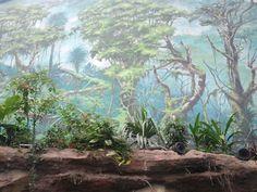 Rostocks größte Wandmalerei (c) Frank Koebsch - Das Darwineum ist ein absolutes Highlight im Rostocker Zoo, mehr Informationen unter http://frankkoebsch.wordpress.com/2012/09/22/die-grosten-wandmalereien-in-rostock/