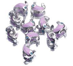 Alloy Enamel Beads Fit European Charm Bracelets Jewelry Lovely Pink Dolphin http://www.eozy.com/alloy-enamel-beads-fit-european-charm-bracelets-jewelry-lovely-pink-dolphin.html