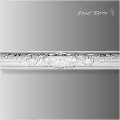 Polyurethane decorative center molding