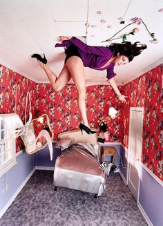 Liv Tyler por David LaChapelle