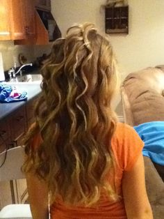 Pageant Hair!!
