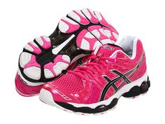 ASICS GEL-Nimbus® 14    I love the color!  But, why only boring color in wide width, Asics?