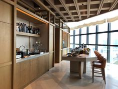 Andaz Singapore: UPDATED 2018 Hotel Reviews, Price Comparison and 131 Photos - TripAdvisor Hotel Lobby Design, Tea Lounge, Public Hotel, Lobby Lounge, Function Room, Cafe Restaurant, Ceiling Design, Office Interiors, Hotel Reviews
