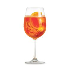 Aperol Spritz | It's unlikely that Romeo and Juliet ever drank this citrusy cocktail in Verona, but on summer afternoons, everyone else in the Italian city seems to.