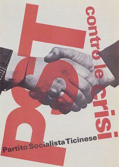 Max Huber, Partito Socialista Ticinese 1974