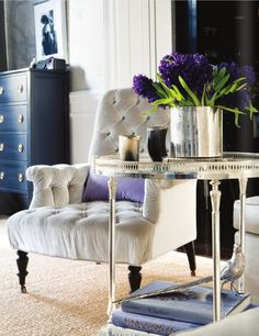 Color Outside the Lines: LOVE ... All Things Tufted