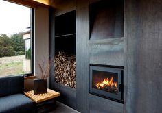 Sea Ranch Vacation Home Retreat - contemporary - Exterior - San Francisco - Studio Bergtraun AIA