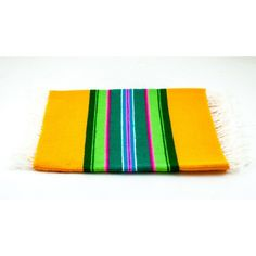 Hand made on the loom striped clothing from Lowicz. Poland, Beach Mat, Outdoor Blanket, Embroidery, Wool, Lace, Clothing, Handmade, Fashion