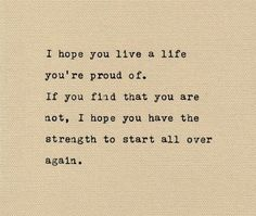 I Hope You, Math Equations, Check, Life