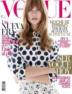 Con el número de abril de Vogue empezamos una etapa de mucha moda y grandes estilismos pero, sobre todo, entramos en la era de las mujeres que nos inspiran: las 'chicas Vogue' como Behati Prinsloo –en portada– y, por supuesto, como tú.