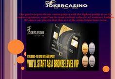 Casino mobiel, gratis geld  Belangrijkste begeleiding en andere instructieve voorstellen kunnen zich bevinden op casino applicaties die spelers vermaning geven bij afwijkingen zoals blackjack, roulette en poker. U kunt ook toepassingen ontdekken om het beste online casino te spelen, https://www.jokercasino.com/en/