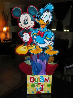 DIY 12 Small Mickey Mouse Birthday Party by SMARTIESPARTIES, $10.00