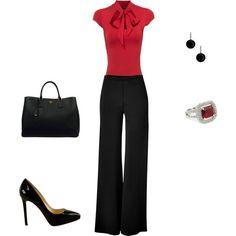 Wear to Work, created by mysjae.polyvore.com